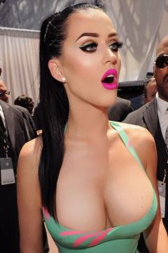 Okay Katy - open up and say ahhhhhh, yessssss....