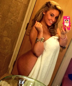 cute blonde covers her big breasts and pussy to give you a tease #cute #blonde #bigboobs